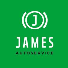 Logo BVFN lid James Autoservice